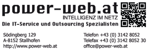 power-web.at -> Die IT Service und Outsourcing Spezialisten